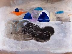 To draw on reserves #1 Hélène Duclos 21st Century Contemporary art sky space
