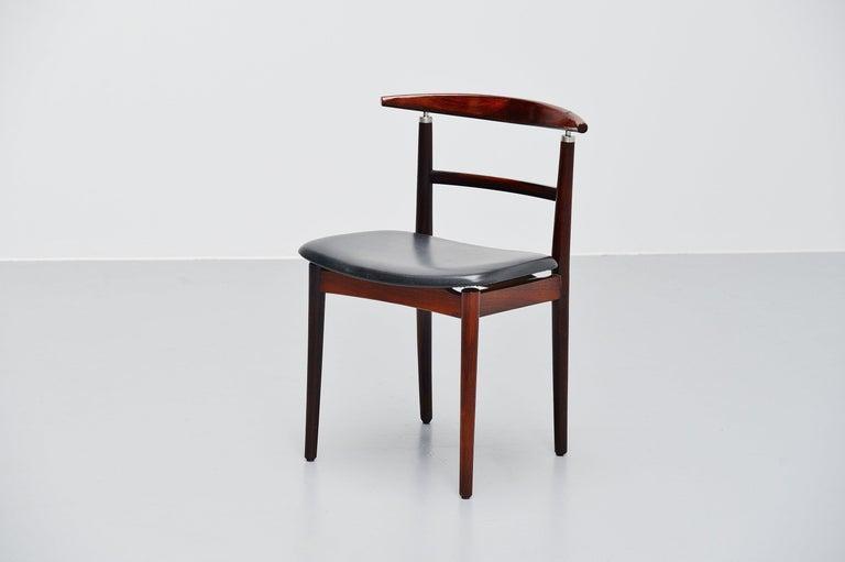 Helge Sibast Borge Rammeskov Chair Sibast Mobler, Denmark, 1962 For Sale 1