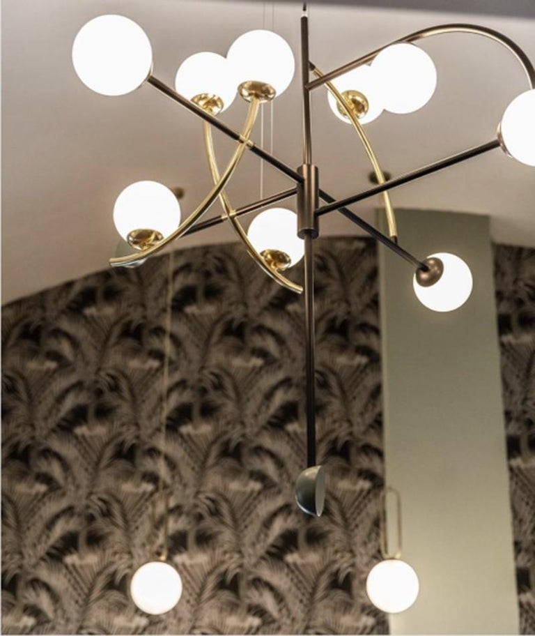 Helio I Suspension Lamp In New Condition For Sale In Lisbon, PT