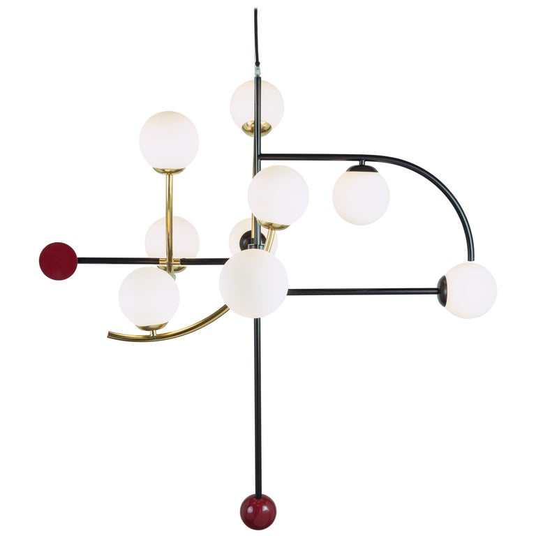 Helio I Suspension Lamp For Sale