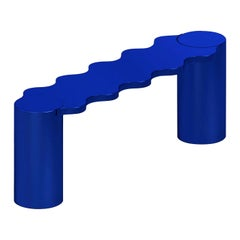 Hella Blue Bench