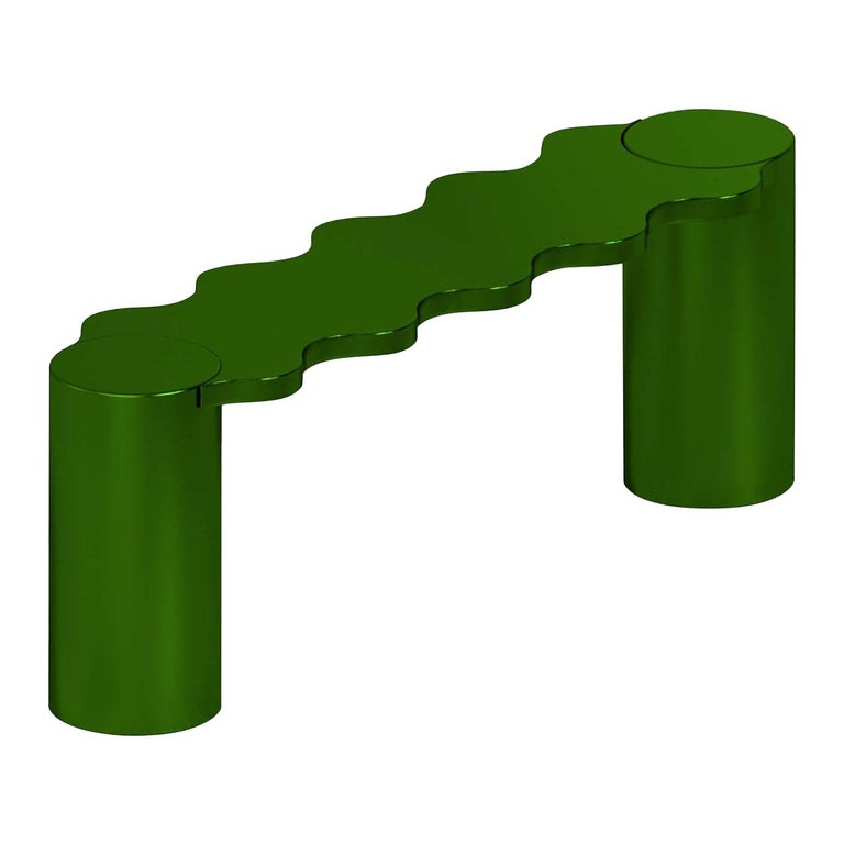 Hella Green Bench For Sale