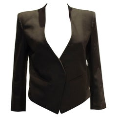 Helmut Lang Black Crop Jacket