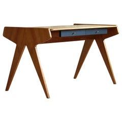 Helmut Magg Desk for WK Möbel, Germany, 1950s