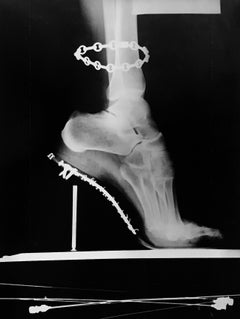 Fashion X-Ray Van Cleef & Arpels, French Vogue, Paris, 1994
