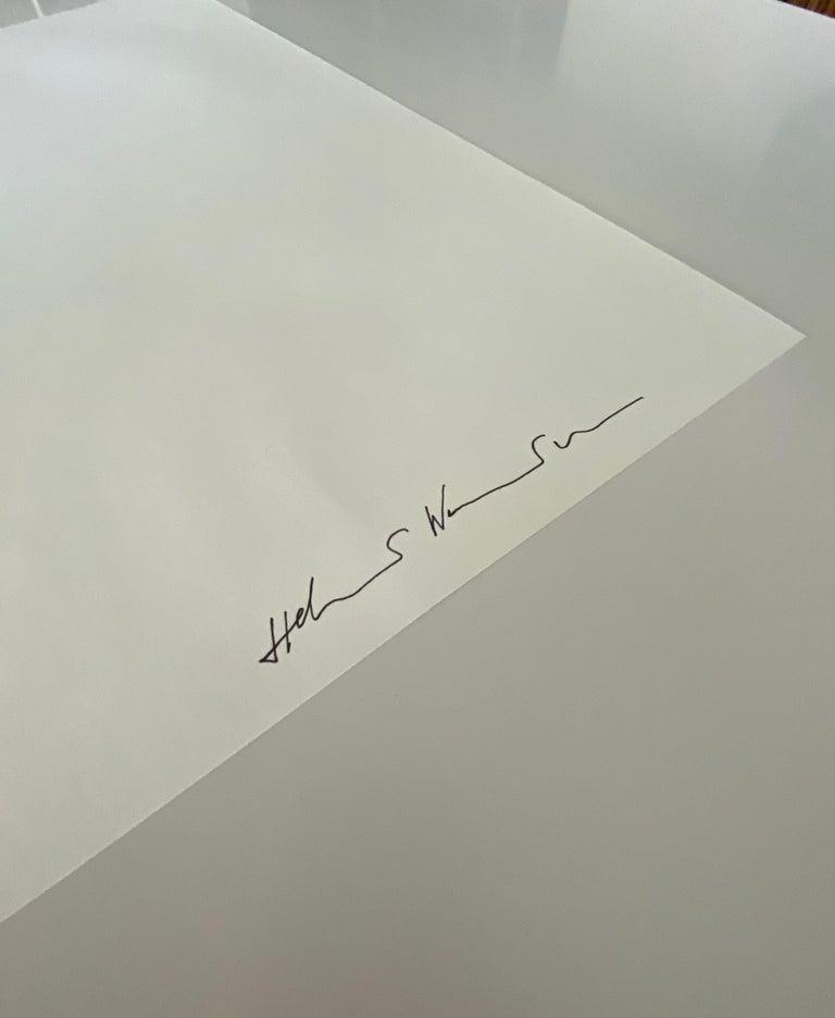 Helmut Newton, 'Rue Aubriot', 1975 (Signed)  For Sale 2