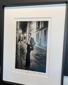 Helmut Newton, 'Rue Aubriot', 1975 Signed Original Silver Gelatin Print