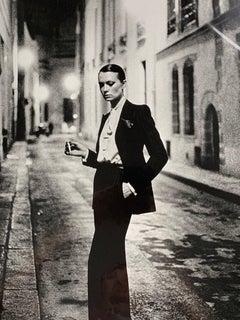 Helmut Newton, 'Rue Aubriot', Paris 1975
