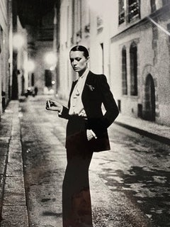 Helmut Newton, 'Rue Aubriot', Paris 1975