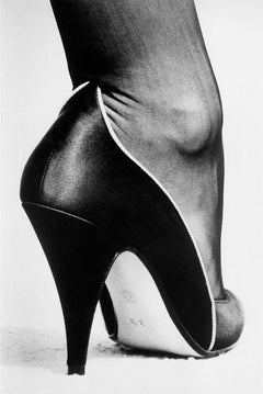 Helmut Newton, 'Shoe', Monte Carlo, 1983