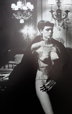 Jane Kirby, Avenue Kleber, Paris 1977