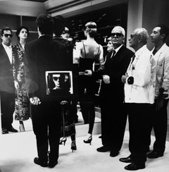 """Karl Lagerfeld"" Paris, 1987"