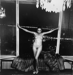Night Nude II, Nice, 1981