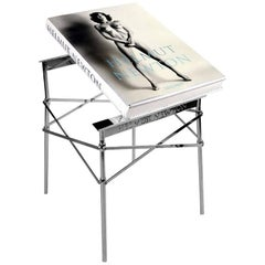 """""""SUMO"""" Limited Edition Signed by Helmut Newton w Phillipe Starck Stand w Special"""