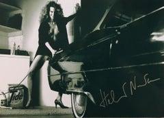 Woman and Cadillac, 1987
