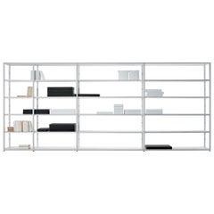 Helsinki Bookcase Designed by Caronni + Bonanomi