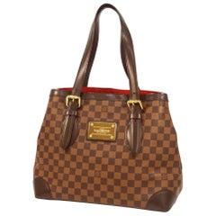 HempsteadMM  tote bag  Womens  shoulder bag N51204  Damier ebene