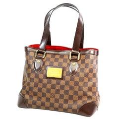 HempsteadPM  Womens  handbag N51205  Damier ebene