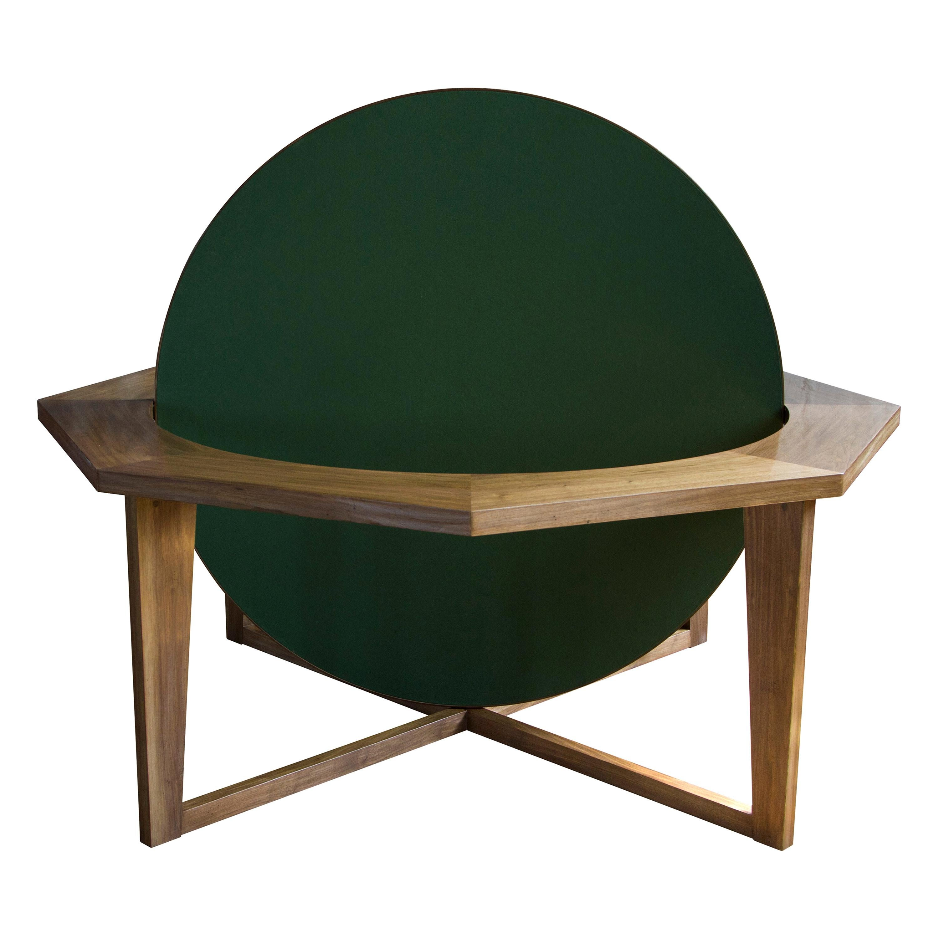 Hendricks Poker / Dining Table - handcrafted by Richard Wrightman Design