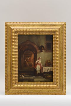 Romantic Interior Paintings
