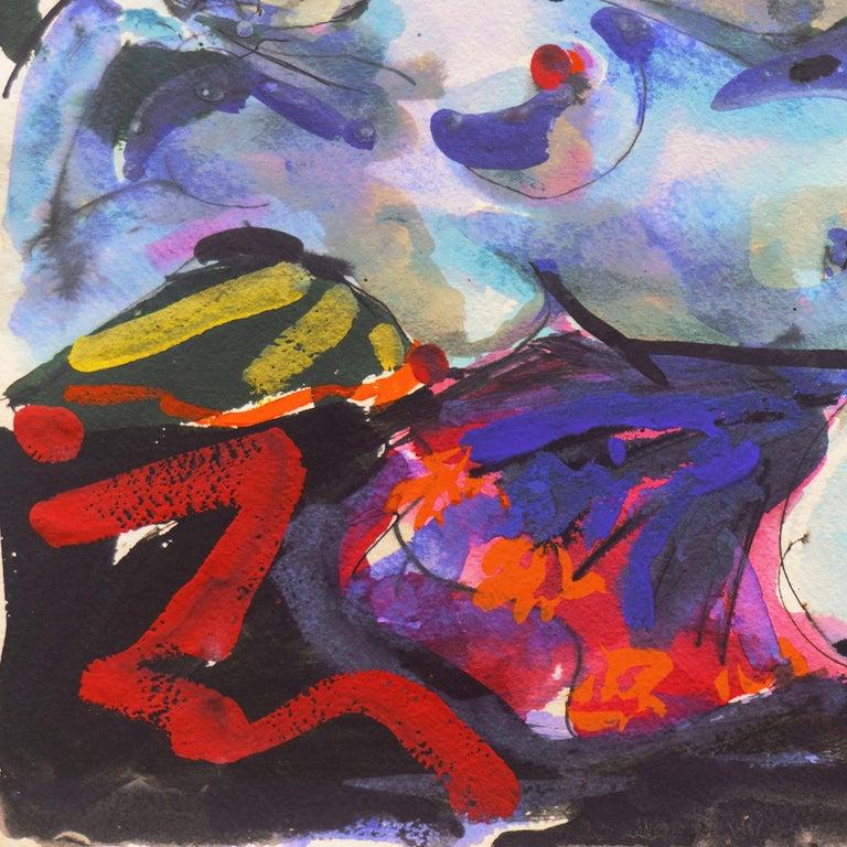 'Reclining Nude', California Expressionist, Art Institute of Chicago 6
