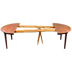 Henning Kjaernulf Teak Dining Table