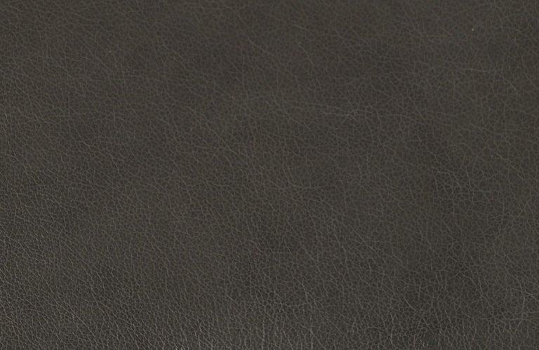 Henning Kjærnulf Teak & Leather Dining Chairs for Vejle Møbler For Sale 5