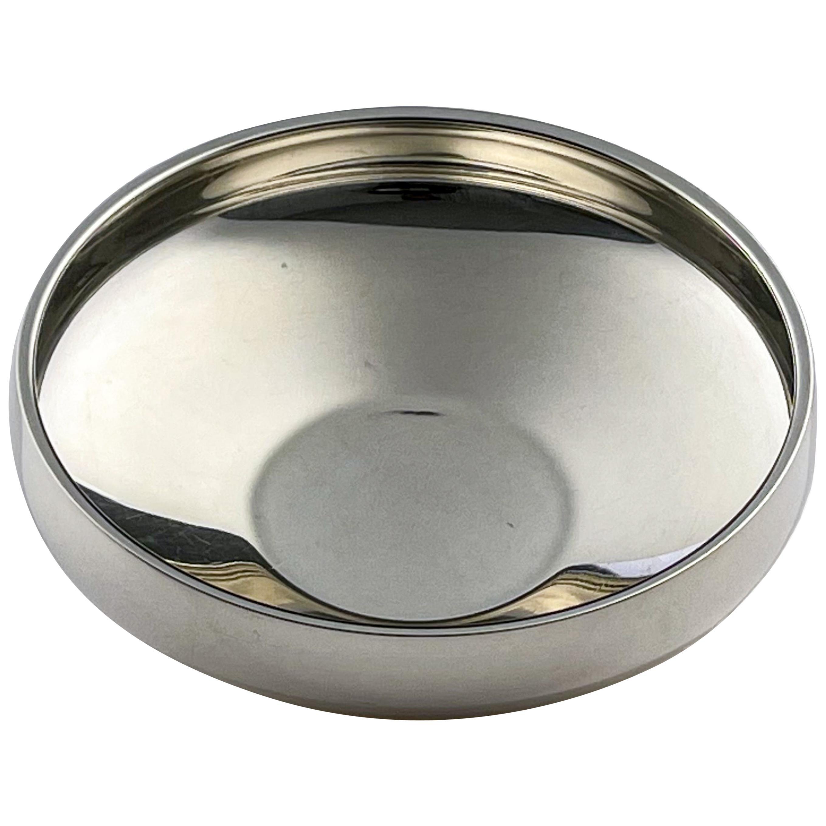 Henning Koppel, a Sterling Silver Dish, Model 1132 B, Georg Jensen, Copenhagen
