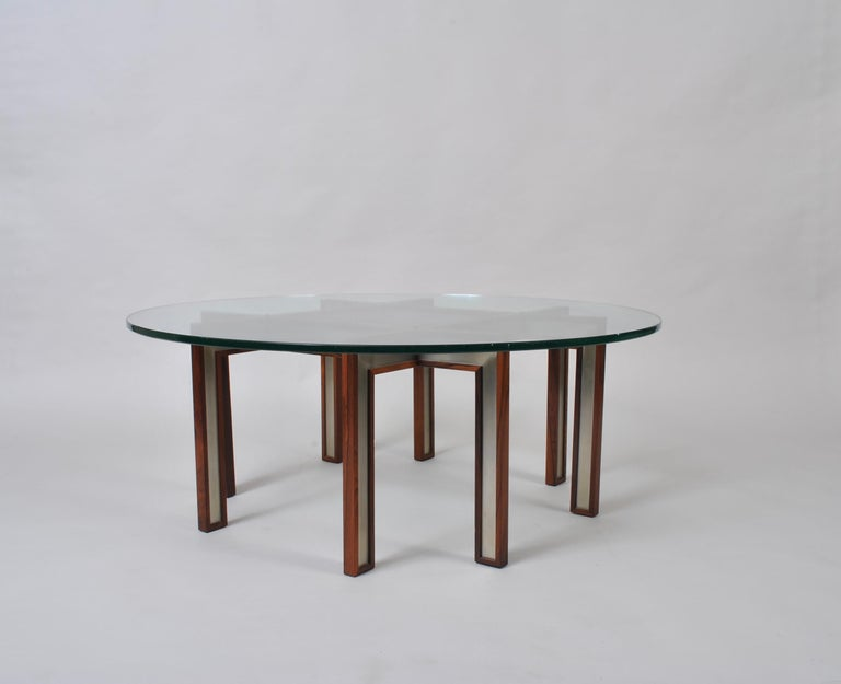 20th Century Henning Korch Coffee, Centre Table