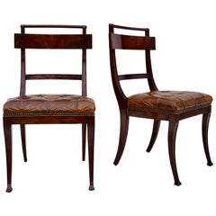 Henredon Hanover Dining Chairs, Acquisitions Line
