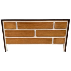 Henredon Low Dresser in the Style of Gio Ponti