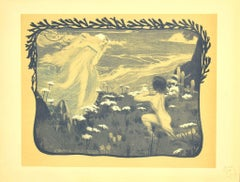 L'Illusion - Lithograph by H. Bellery-Desfontaines - 1897