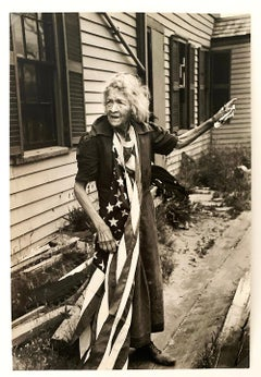 Cape Cod Woman on the Fourth of July, 1947 by Henri Cartier Bresson, Vintage GSP