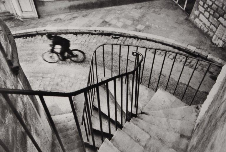 Henri Cartier-Bresson Black and White Photograph - Hyères, France