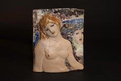 Female Relief Plaque