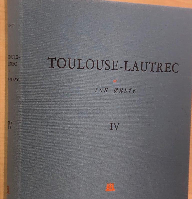 Henri De Toulouse Lautrec pencil Drawings Catalogued For Sale 3