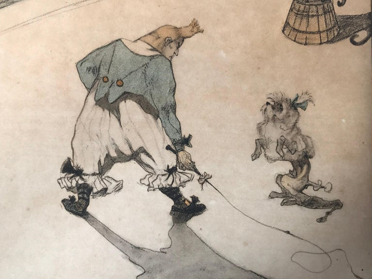 French Henri de Toulouse-Lautrec