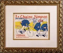 Le Chaine Simpson, from Le Maîtres de l'Affiche