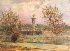 Marie et Remy - Pont Alexandre III, Paris