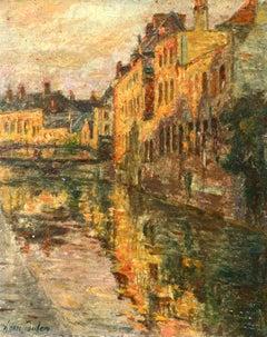 Bruges - Sunset