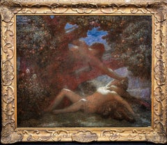 Daphne & Apollo - Henri FANTIN-LATOUR (1836-1904)