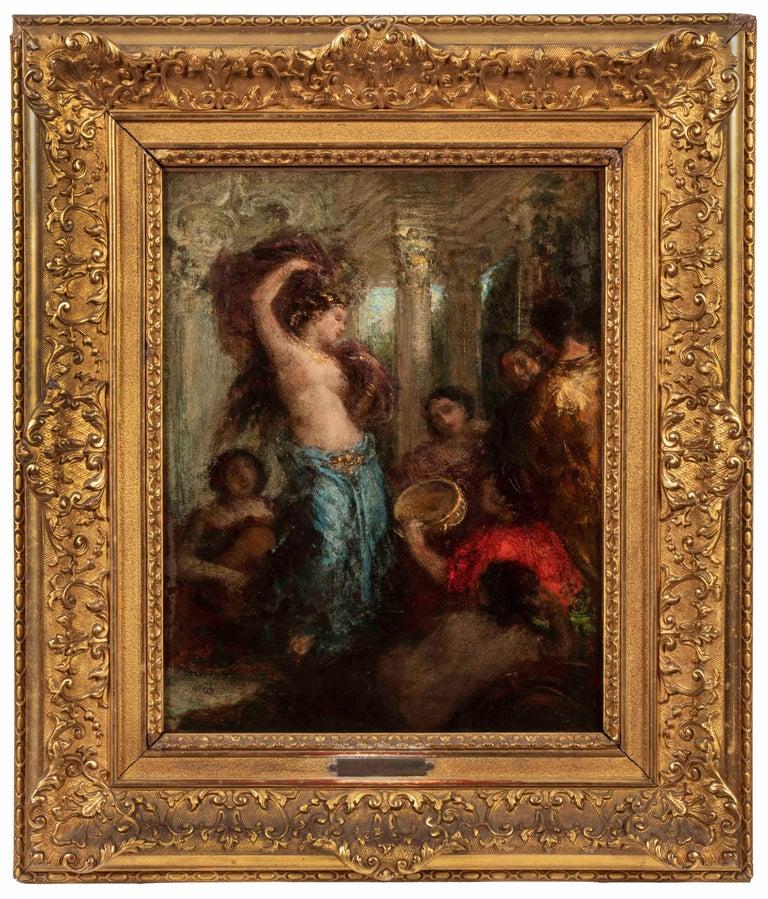 Henri Fantin-Latour Nude Painting - Orientale