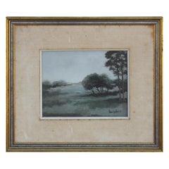 Two Pines by Henri Gadbois
