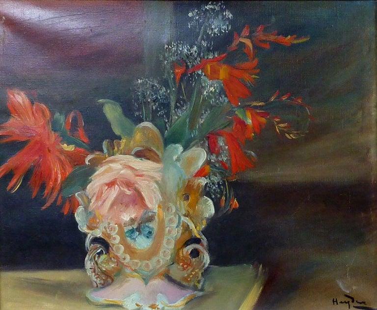Henri Hayden Still-Life Painting - Still Life with Flowers