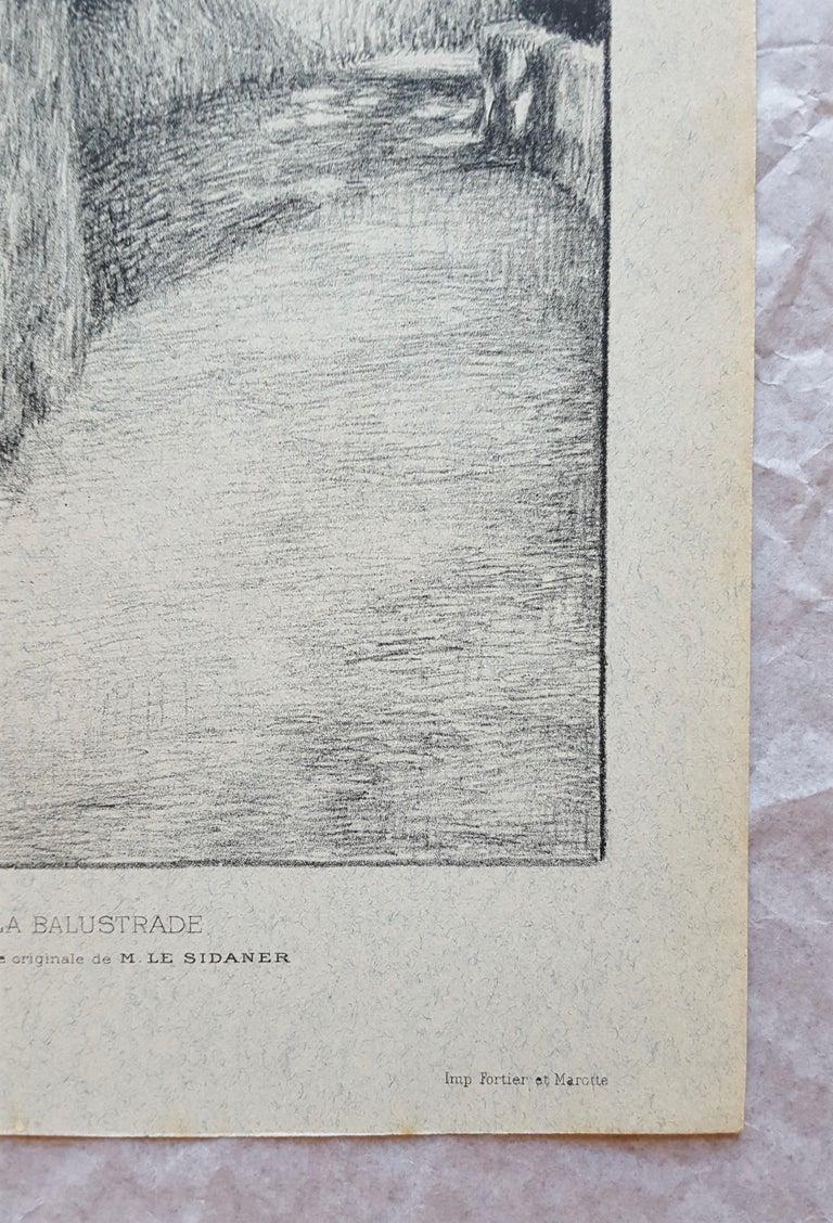 La Balustrade (The Railing) For Sale 3