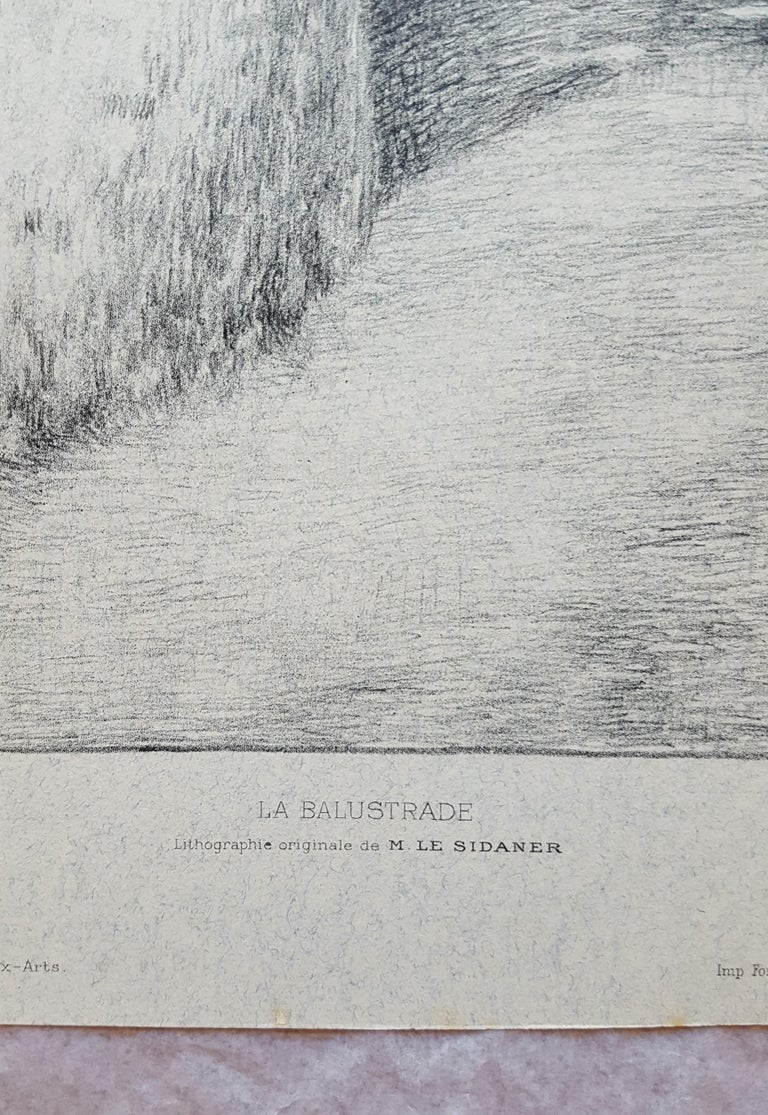La Balustrade (The Railing) For Sale 5