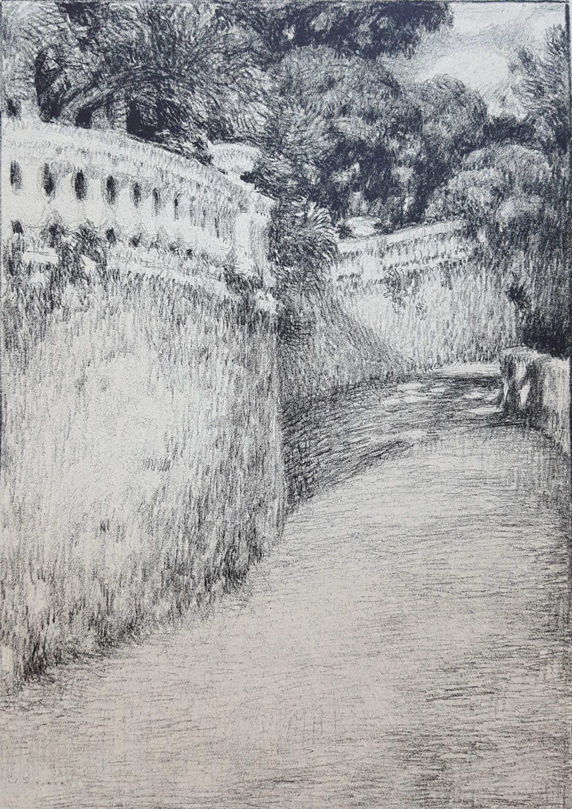 La Balustrade (The Railing)