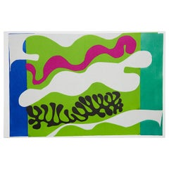 Henri Matisse Facsimile of the Illustrated Book Jazz