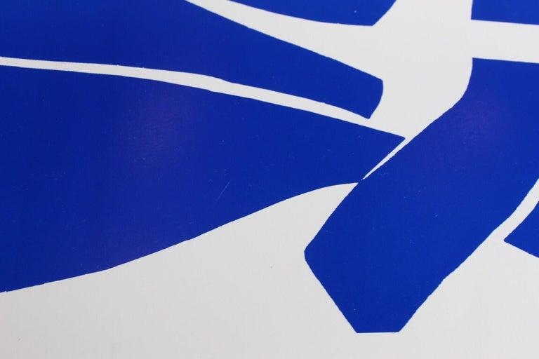 Modern Henri Matisse Nu Bleu III Art Print