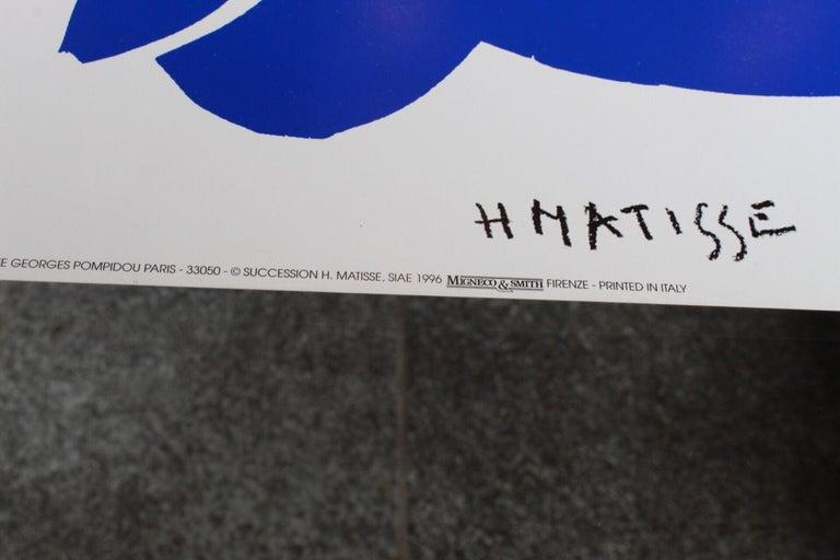 Henri Matisse Nu Bleu III Art Print 1